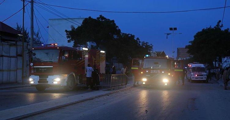 Somali'de bombalı araçla saldırı: 2 ölü, 5 yaralı!