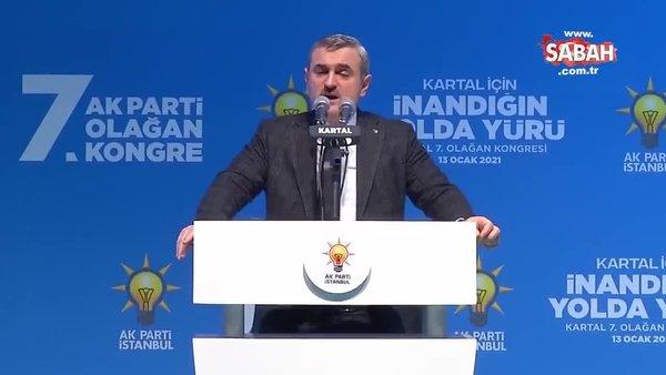 Şenocak: Biz AK Parti olarak 2023 ve 2024'te hep birlikte yeni destanlar yazacağız! | Video