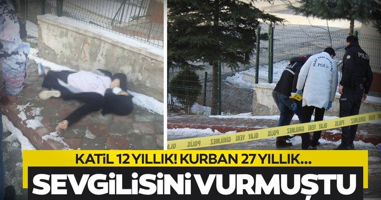 SON DAKİKA: Ankara'da tartıştığı sevgilisiniöldürmüştü! Tutuklandı...