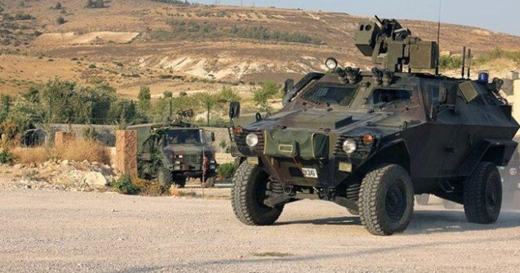 Kilis'te, 'Özel Güvenlik Bölgesi' uygulaması