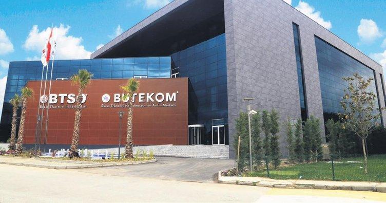 BUTEKOM'un başarısı Bursa sınırlarını aştı
