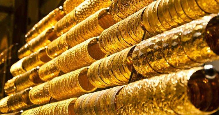 8 Haziran altın fiyatları   Çeyrek altın ve gram altın kaç para oldu?