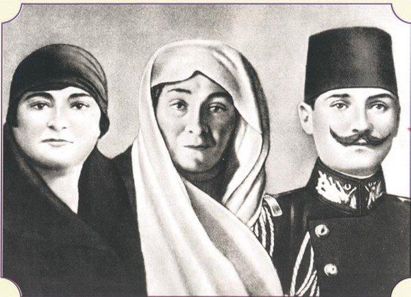 Atatürkün Aile Kayıtları Ilk Kez Yayınlandı Erhan Afyoncu
