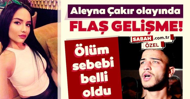 Son dakika haberleri: Aleyna Çakır'ın ölümü ile ilgili flaş gelişme! Adli Tıp Kurumu'ndan beklenen rapor geldi