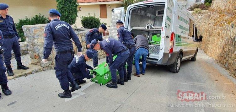 Antalya'dan kan donduran son dakika haberi! 1'i doktor 2 kişinin cansız bedeni bulundu