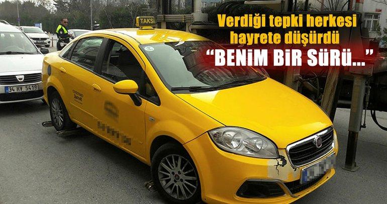 İstanbul Beylikdüzü'nde kaza yapan taksiden uyuşturucu çıktı!