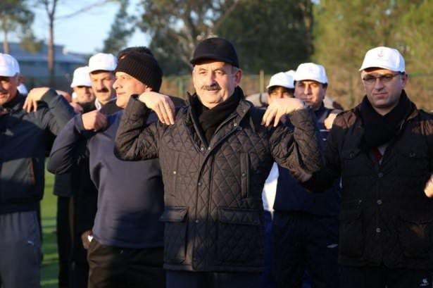Mehmet Müezzinoğlu'nu daha önce böyle görmediniz
