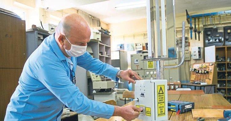 'Efe' virüsleri temizleyecek