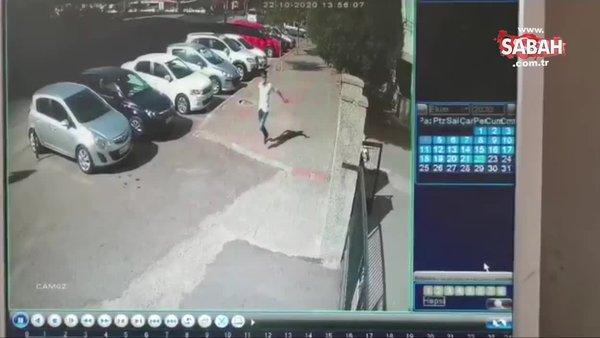 Emniyet Müdürünün anonsu yetti, kapkaççı yarım saatte yakalandı | Video