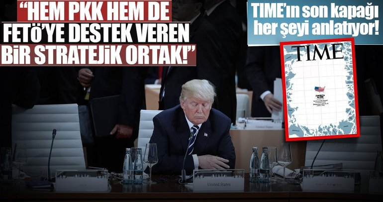TIME'ın son kapağı her şeyi anlatıyor