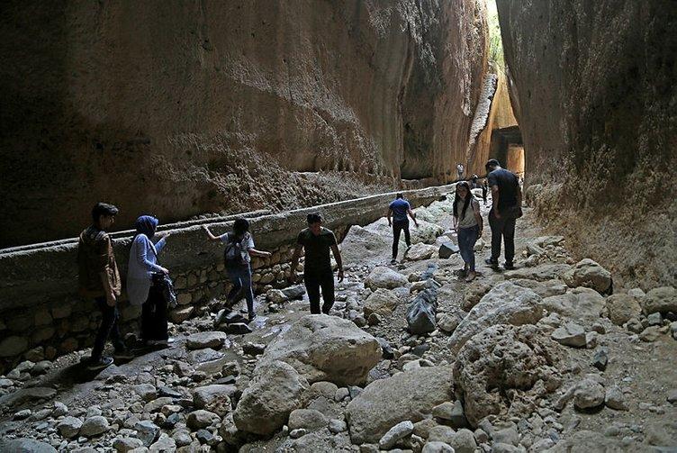 Gezginlerin yeni gözdesi: Titus Tüneli