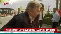 Yeşilçam'ın usta oyuncusu Süleyman Turan hayatını kaybetti!
