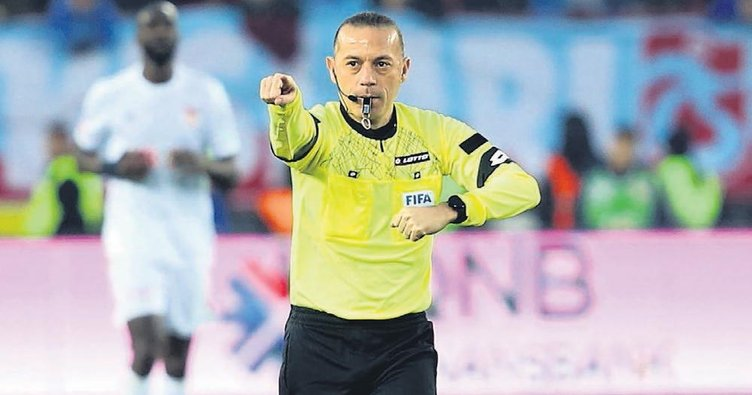 Beşiktaş-G.Saray maçına dünyanın en iyi 2 hakemi