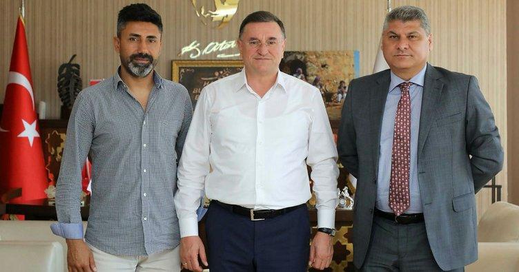 Hatayspor Bayram Toysal ile anlaştı