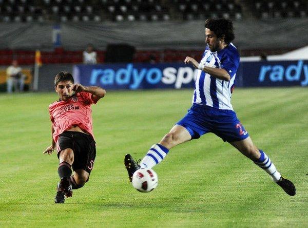 Galatasaray - OFK Belgrad