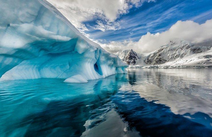 Güney Kutbu'nda şoke eden keşif!