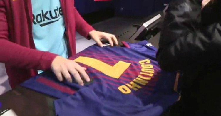 Arda'nın numarası Coutinho'ya gitti