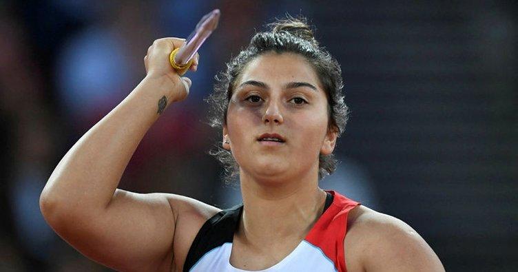 İlk kez bir kadın ciritçimiz Dünya Şampiyonası'nda finale kaldı