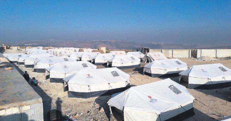 İdlib'den yoğun göç başladı
