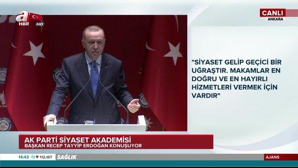 Başkan Erdoğan'dan Kılıçdaroğlu'nun o sözlerine sert tepki! | Video