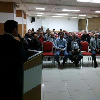 BAFRA İŞKUR MEGİP ile mesleki eğitimde istihdam için sahada
