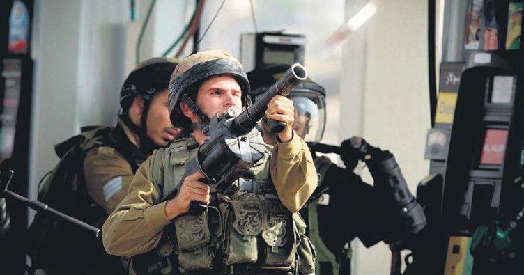 İsrail'in ölümcül silahları belgelendi
