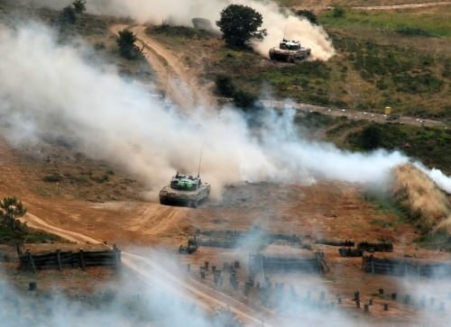 Kara Kuvvetleri Lojistik Tatbikatı