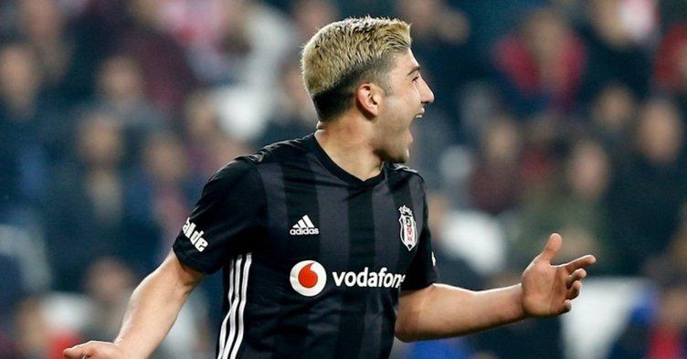 Beşiktaşlı Domagoj Vida'ya Premier Lig'den kanca!