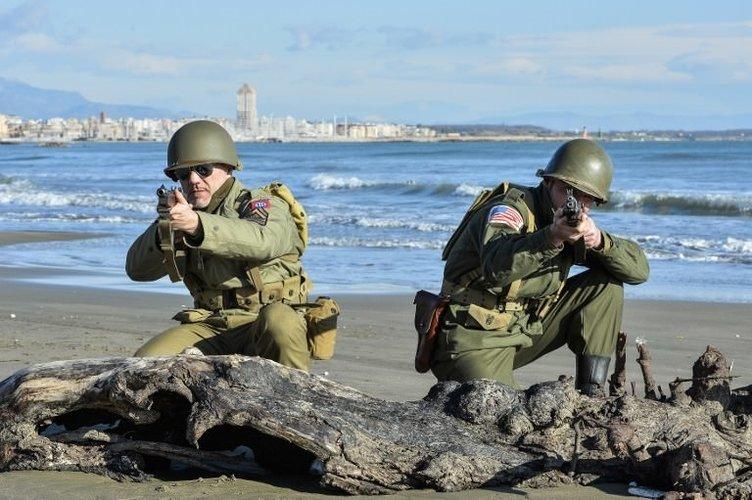 70 yıl sonra 'tekrar' savaştılar