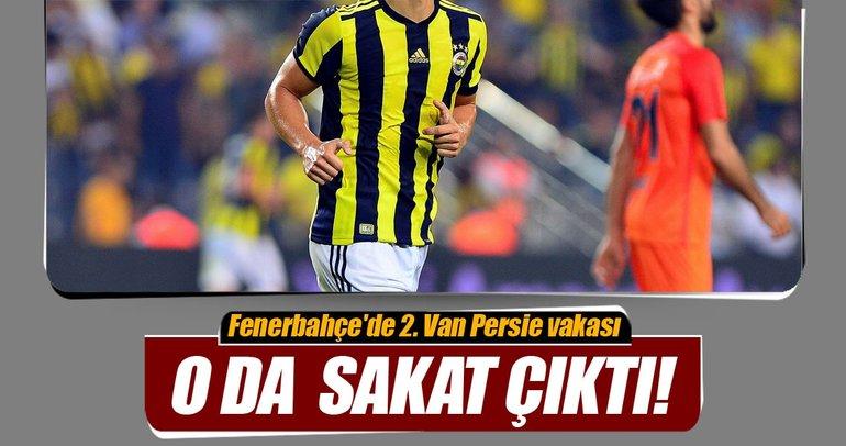 Fenerbahçe'de Soldado da sakat çıktı!