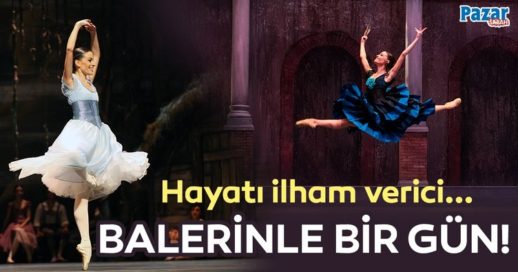 İstanbul Devlet Opera ve Balesi Başdansçısı Deniz Kılınç Tunçeli ile bir gün geçirdik