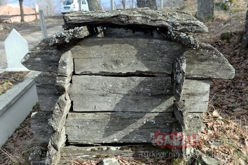 Ahşap mezarların sırrı çözülemiyor!