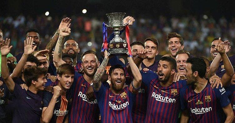 İspanya Süper Kupası, 120 milyon Avro karşılığında Suudi Arabistan'da