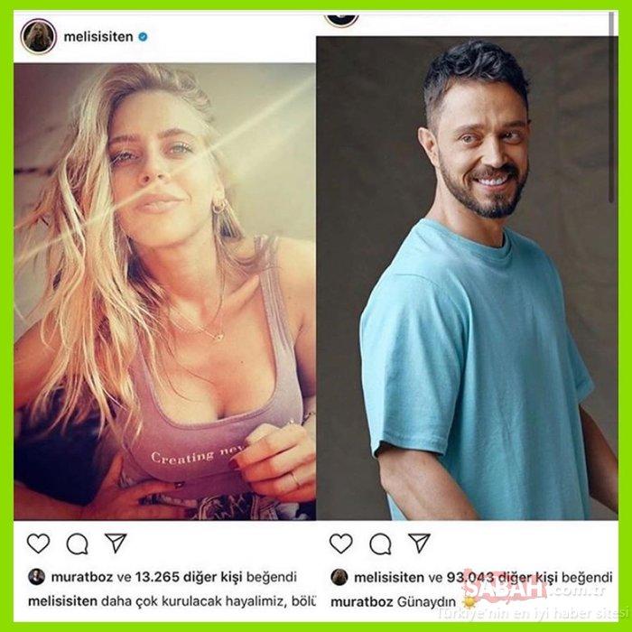 Murat Boz ile Uraz Kaygılaroğlu'nun eski eşi Melis İşiten arasında neler oluyor? Murat Boz ile Melis İşiten aşkı bomba etkisi yarattı!