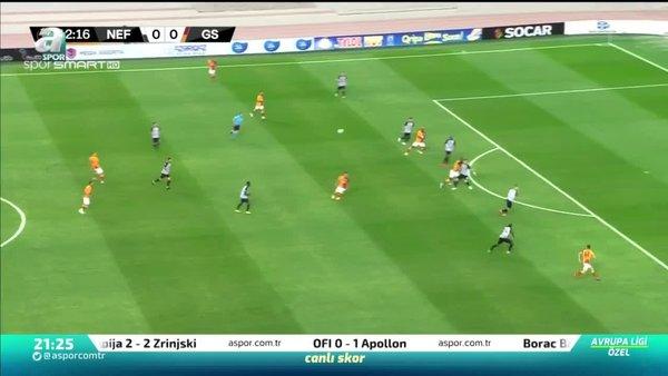 Son dakika! Neftçi Bakü - Galatasaray Geniş Özet İzle. Neftçi Bakü 1-3 Galatasaray. UEFA Avrupa Ligi 2. Eleme Maçı   Video