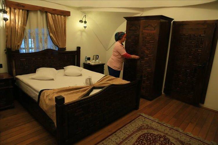 Kurşunluhan Avrupa'nın en eski oteli olmaya aday