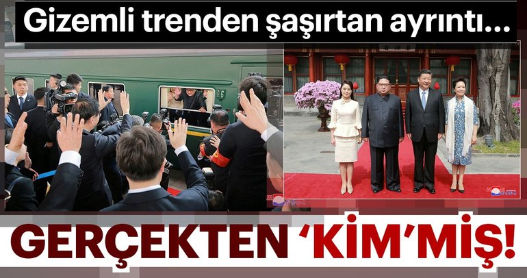 Kuzey Kore'den gizemli ziyaret