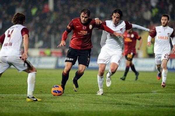 Sanica Boru Elazığspor – Galatasaray