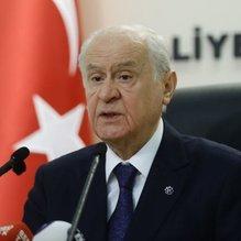 MHP Genel Başkanı Devlet Bahçeli'den flaş açıklama