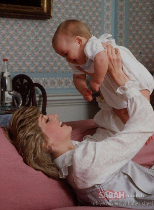 Lady Diana'nın özel yaşamına dair ilginç bilgiler ortaya çıktı