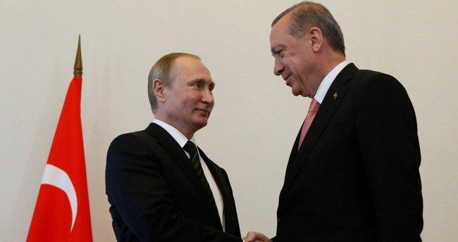 İhracatçının gözü Putin ziyaretinde