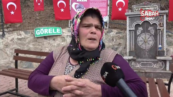 Eren Bülbül'ün annesinden Eren Operasyonlarına katılan Mehmetçiklere dua | Video
