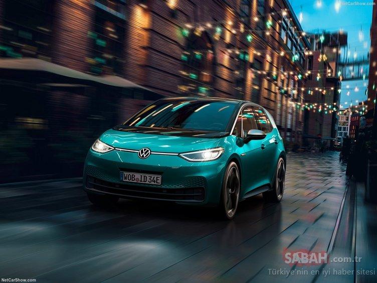 2020 Volkswagen ID.3 1st Edition tanıtıldı! Elektrikli otomobilin nasıl özellikleri var? İşte detaylar...