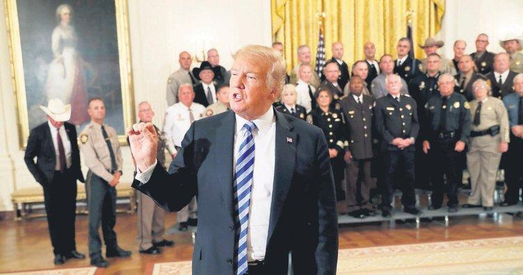 Beyaz Saray'da Brütüs avı başladı