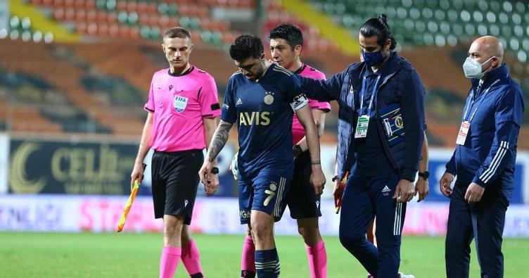 Fenerbahçe 'kural hatası var' dedi, Yaşar Kemal Uğurlu maç aldı
