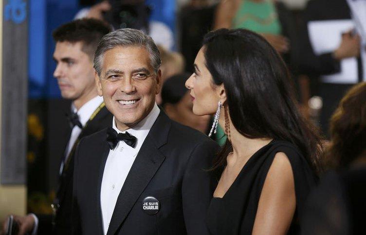 George Clooney ile Amal Alamuddin boşanmanın eşiğinde