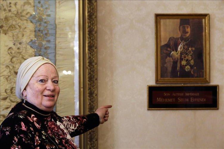 Lübnan'da bir Osmanlı hanedan üyesi