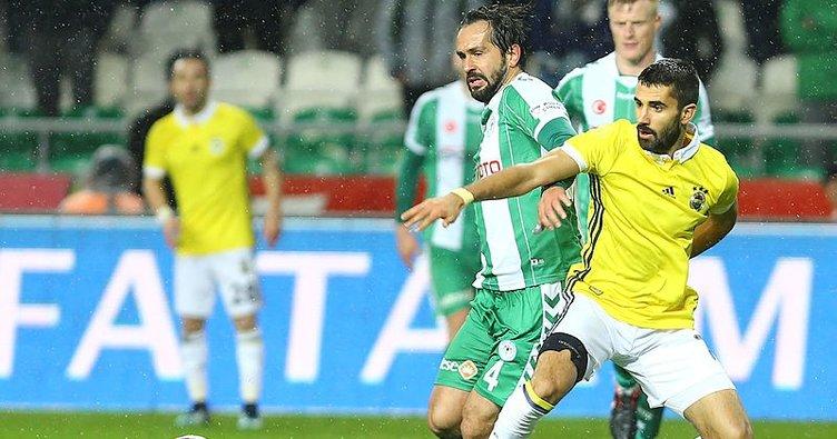 Atiker Konyaspor - Fenerbahçe maçı biletleri satışa çıkıyor