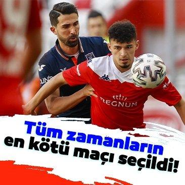 Antalyaspor-Başakşehir maçı dünya basınında