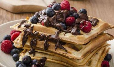Waffle tarifi: Evde kolay ve pratik waffle nasıl yapılır? Yapılışı için gerekli malzemeler ve püf noktaları